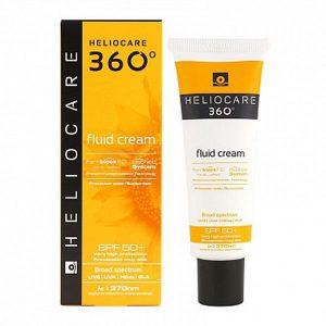 Солнцезащитный крем-флюид с SPF 50+ для всех типов кожи