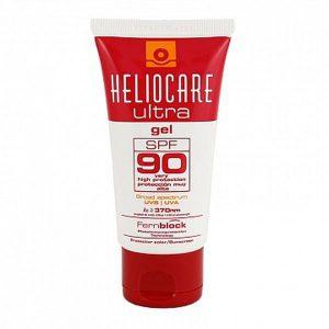 Солнцезащитный гель с SPF 90 для нормальной и жирной кожи