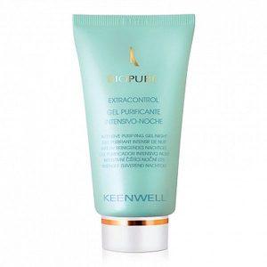 Ночной гель для глубокого очищения кожи Экстраконтроль