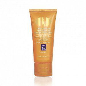 Солнцезащитный крем для лица (СЗФ 50)