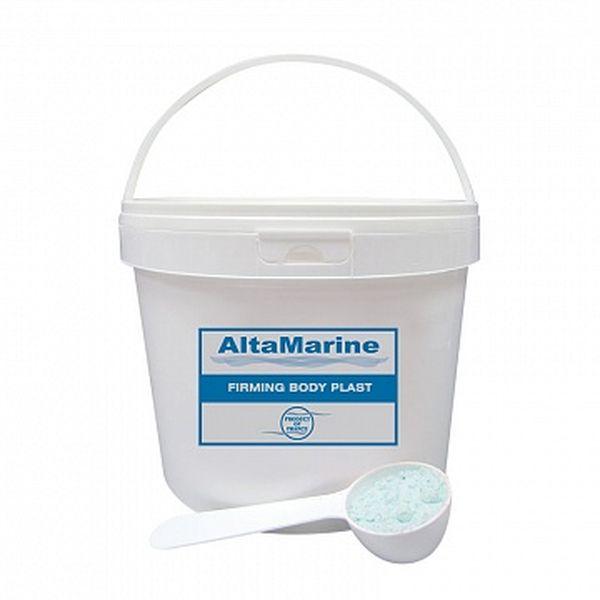 Пластифицирующее альго-обертывание для лифтинга