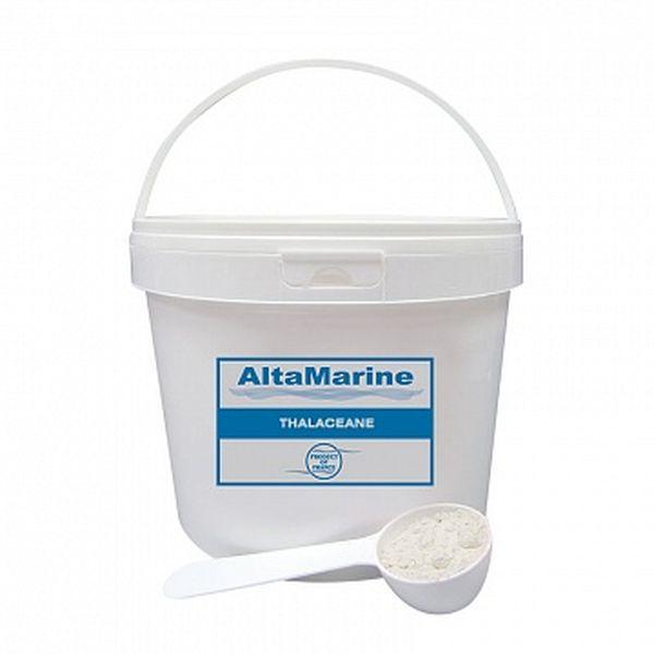 Антиоксидантное омолаживающее обертывание из микронизированных морских водорослей
