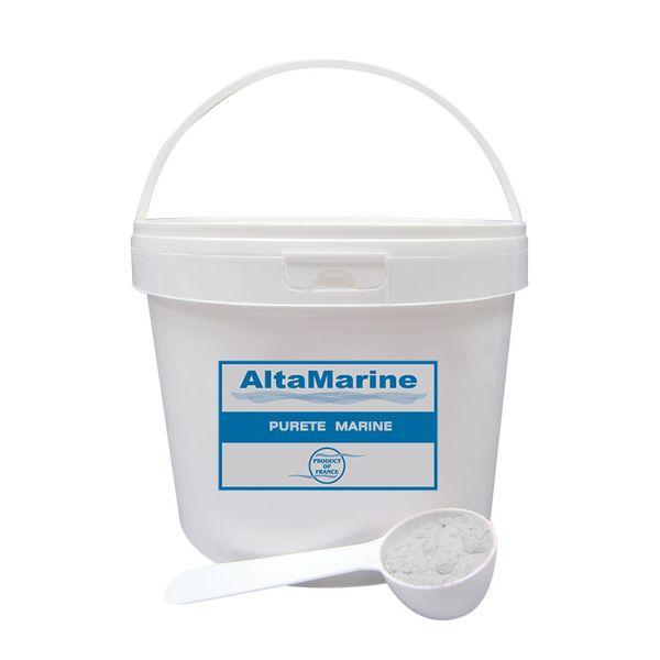 Маска-обертывание из микронизированного морского ила для лечения проблемной, жирной кожи лица и тела