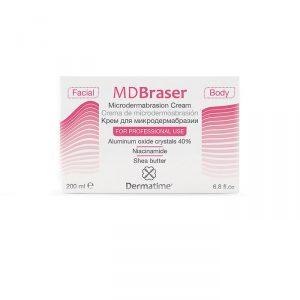 MDBraser Microdermabrasion Cream (Dermatime) – Крем для микродермабразии