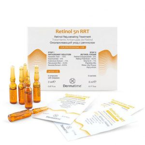 Retinol 5n RRT - Двухшаговая ретиноловая пилинг-система