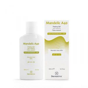 Mandelic A40 Peeling Gel - Миндальный гель-пилинг / pH 1.8-2.2