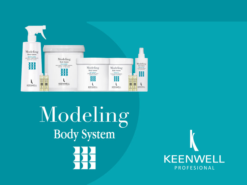 Keenwell – modeling body system комплексная программа коррекции фигуры