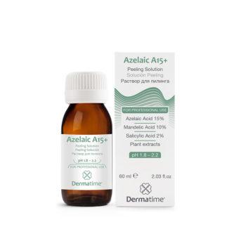 Azelaic A15+ Peeling Solution – Азелаиновый раствор для пилинга / рH 1.8–2.2