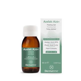 Azelaic A20+ Peeling Gel – Азелаиновый гель-пилинг / рH 1.4–1.8