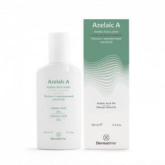 Azelaic A Azelaic Acid Lotion – Лосьон с азелаиновой кислотой
