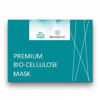 Skin Radiance Bio-Cellulose Mask – Биоцеллюлозная маска для сияния кожи, Dermatime