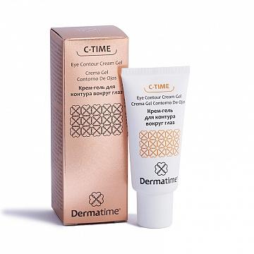 C-TIME Eye Contour Cream Gel (Dermatime) – Крем-гель для контура вокруг глаз