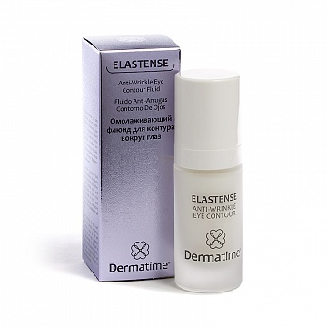 ELASTENSE Anti-Wrinkle Eye Contour (Dermatime) – Омолаживающий флюид для контура вокруг глаз