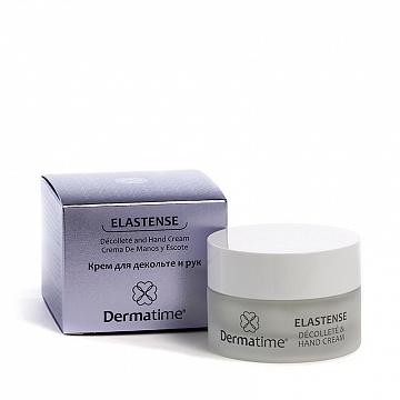 ELASTENSE Decollete and Hand Cream (Dermatime) – Крем для декольте и рук