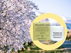EXFOLIATING MASK-PEELING MANDELIC A40 – ВСЕСЕЗОННОЕ ОТБЕЛИВАНИЕ ОТ DERMATIME