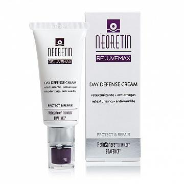 Neoretin Rejuvemax Day Defense Cream – Дневной защитный крем с ретинолом