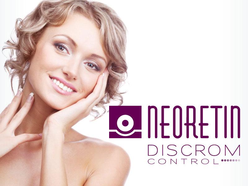Neoretin Discrom Control – комплекс ретиноидов и ингибиторов меланогенеза для контроля пигментации кожи