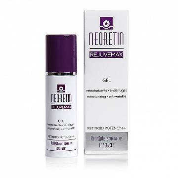 Neoretin Rejuvemax Restructurizing Gel – Омолаживающий гель с ретинолом