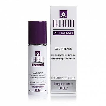 Neoretin Rejuvemax Gel Intense – Омолаживающий интенсивный гель с ретинолом