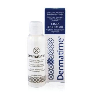 Power Of Enzymes. Deep Cleansing Powder (Dermatime) – Сила энзимов. Глубоко очищающий порошок